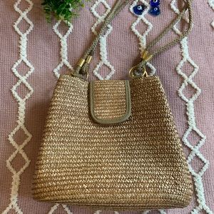 Handbags - Trendy straw handbag
